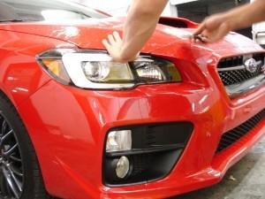 Paint Protection at Executive Motorsports