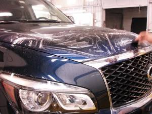 Paint Protection at Executive Motorsports