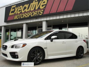 Window Film at Executive Motorsports