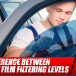 The Difference Between Window Film Filtering Levels