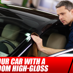 Equip Your Car with a Showroom High-Gloss Treatment