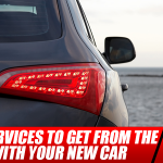 Top 5 Services to Get from the Dealer with Your New Car