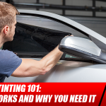 Window Tinting 101: How it Works and Why You Need It