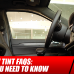 Window Tint FAQs: What You Need to Know